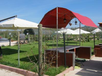 Area spinaggio per Feste in Umbria
