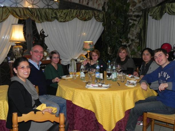 Hotel ospiti a Chiusi
