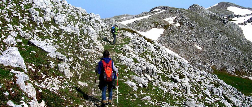 Escursioni e Trekking Parco Nazionale del Cilento