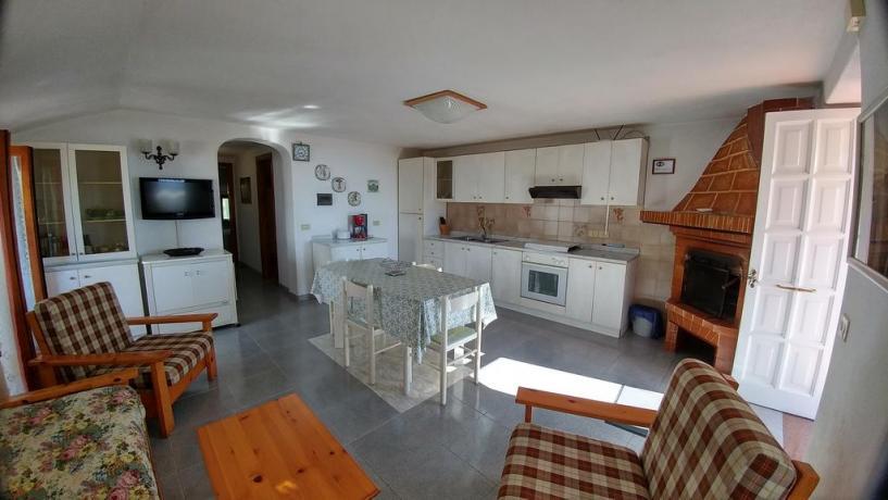 Casa vacanze Barano d'Ischia appartamento con cucina