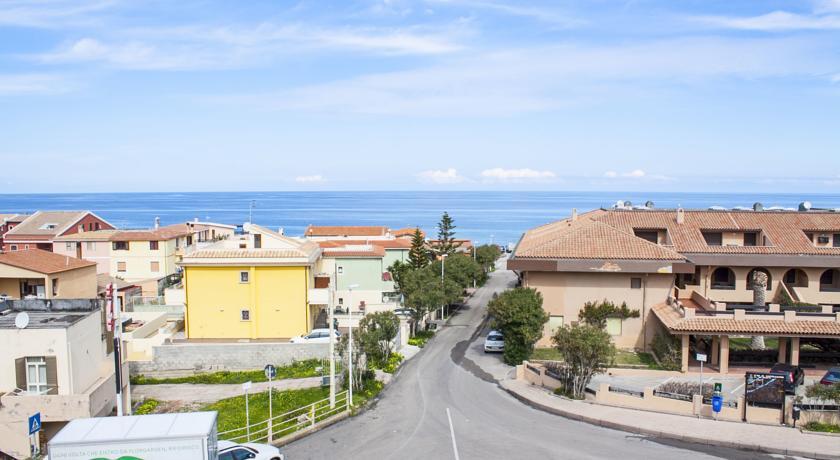 Camere vista Mare in Hotel a Castelsardo