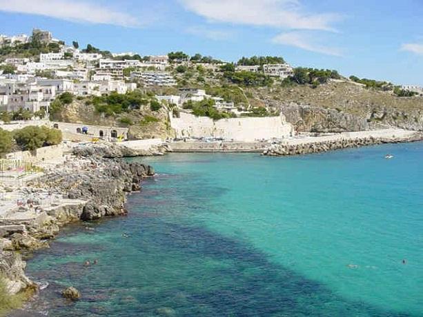 La costa del Salento villa a Castro Marina