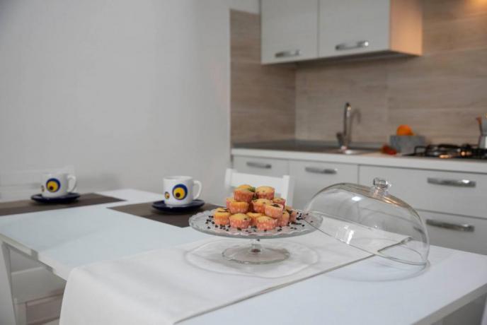 Casa vacanze a Sassari con angola cottura Sardegna