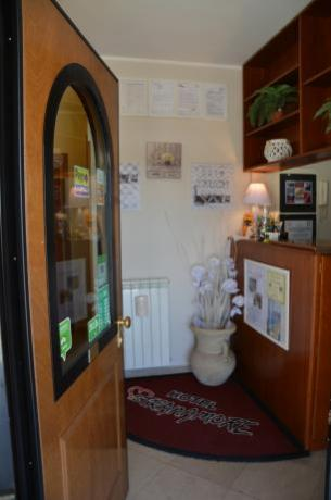 reception b&b frascati low cost