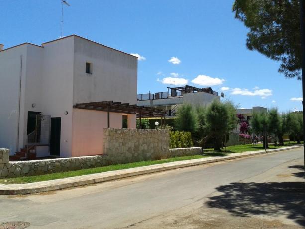 Residenze in Puglia per vacanza sullo Ionio