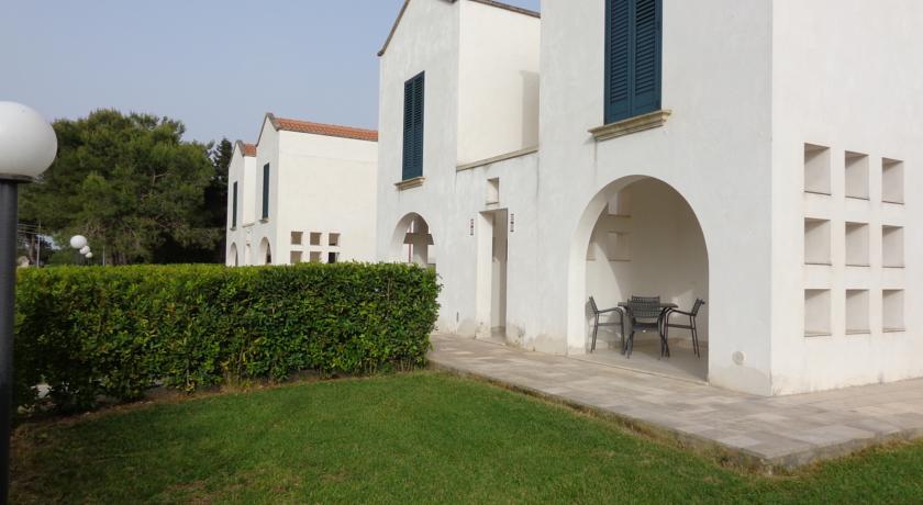 Veranda in Residence Alimini, Otranto