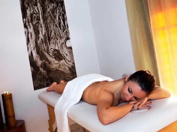 Sestriere Hotel con SPA: Massaggi