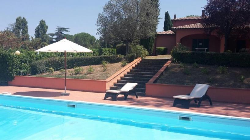 Piscina a Perugia: Villa vicino al centro storico