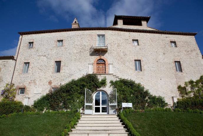 Relais & Spa Acque del benessere a Todi