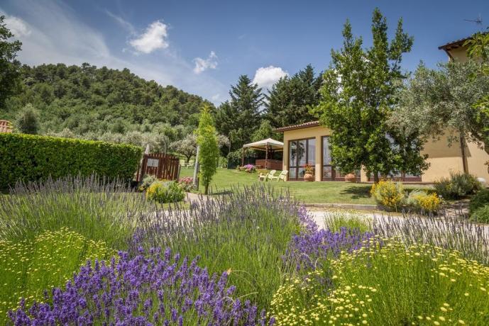 Vacanze in campagna in Umbria