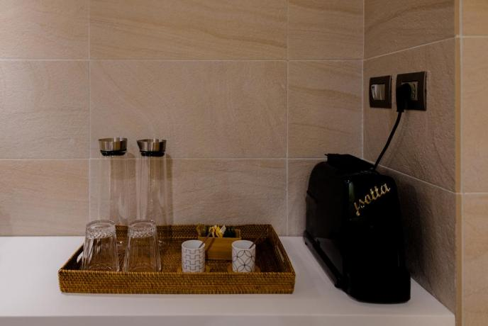Centro Benessere esclusivo angolo-tisaneria hotel4stelle Baia Domizia