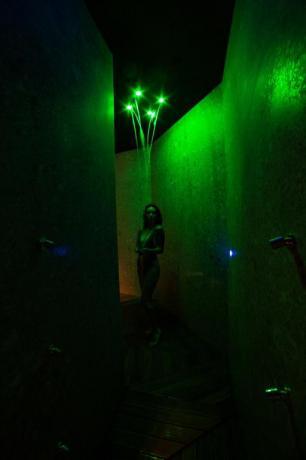 Hotel Cascia con SPA: Percorso emozionale