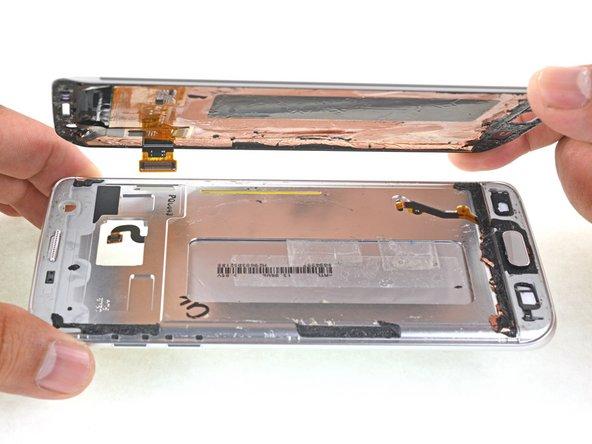 Riparazione Schermo Samsung S6 S7 S8 S9 S10