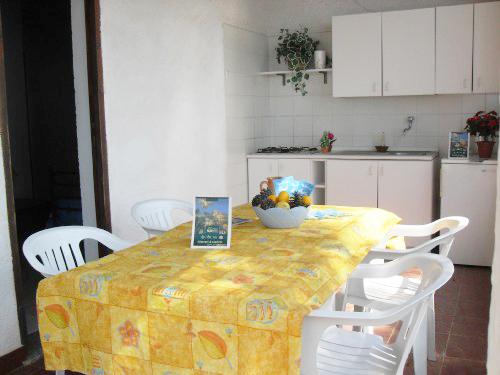 Cucina del Bungalow da 5 persone