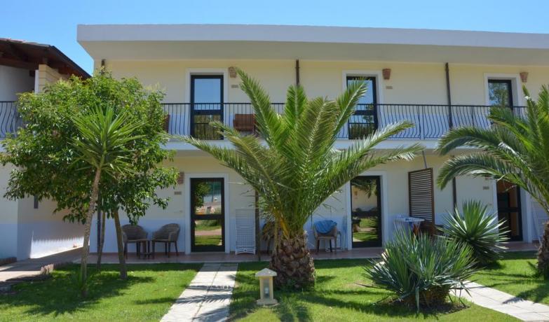 Hotel in Calabria con camere low cost fronte-mare