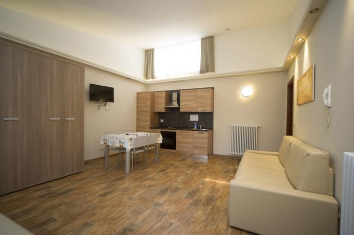 Appartamenti-vacanze monolocale 3-4posti-letto Bardonecchia