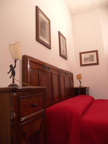 Camera matrimoniale B&B a Roma