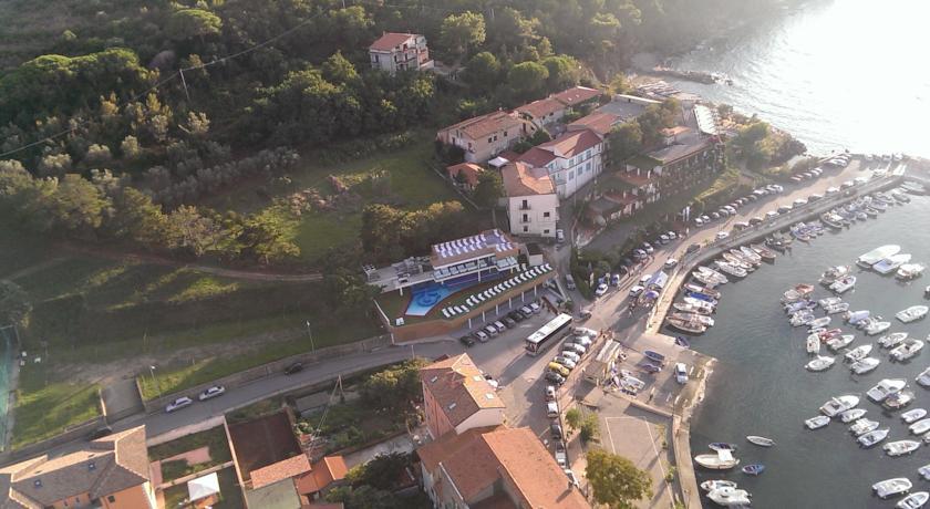 Resort con Spa e Piscina a Castellabate Cilento