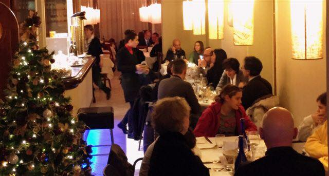 Gruppo di Natale a Pranzo/Cena - Ristorante Assisi