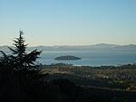 Panorama colline umbre