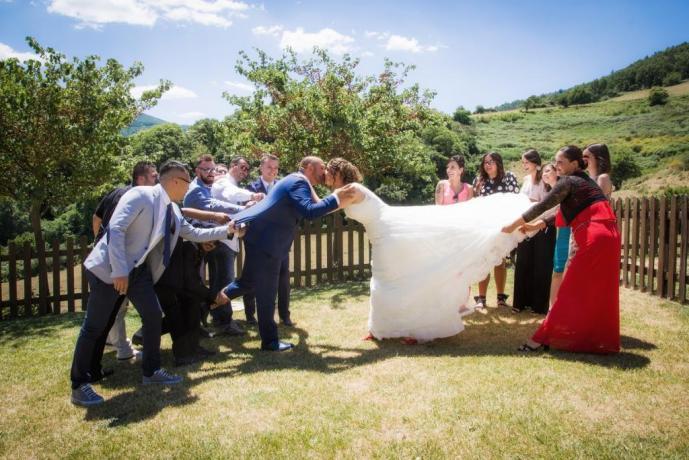 Agriturismo nel Lazio-matrimoni