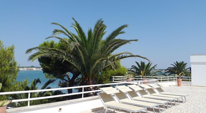 Hotel con Terrazzo sul Mare del Salento