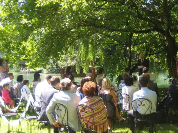 Celebrazione matrimonio all'hotel di Rivignano