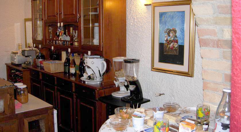Offriamo colazioni abbondanti agli ospiti