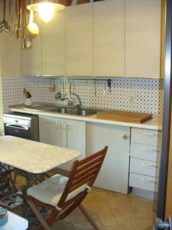 Cucina attrezzata casale 11 persone Orvieto