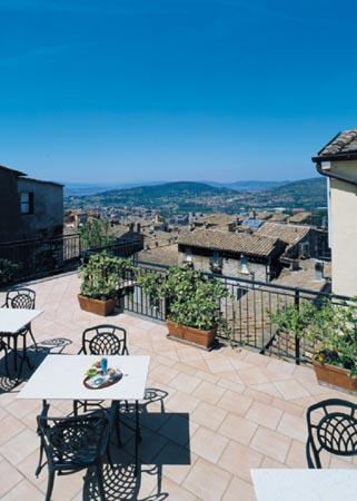 Hotel in centro a Perugia