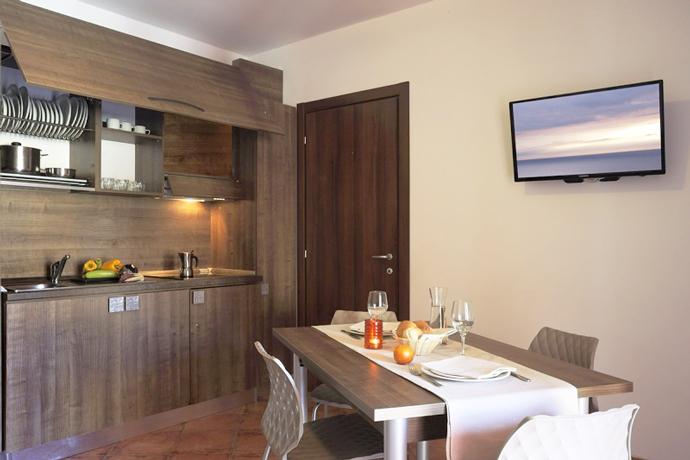 Angolo Cottura Appartamenti in Residence a Loano