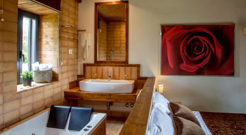 suite cottage con vasca idromassaggio