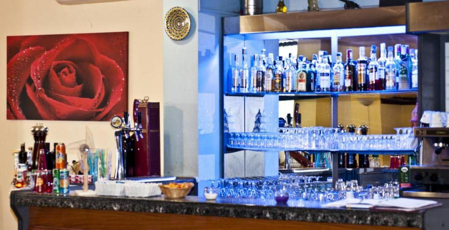 bar interno Hotel Lungolago