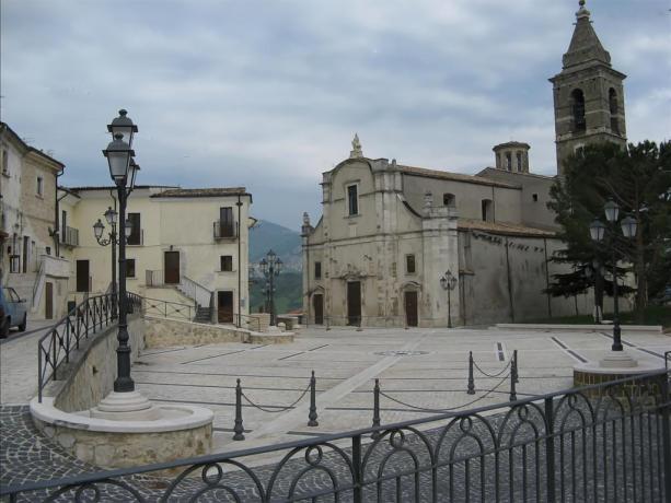 Casa vacanze in Abruzzo, a Tocco da Casauria