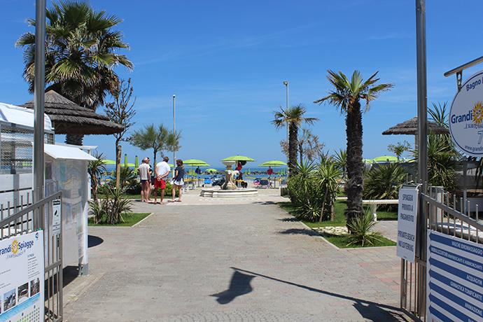 FamilyHotel vicino Spiaggia San Mauro a Mare