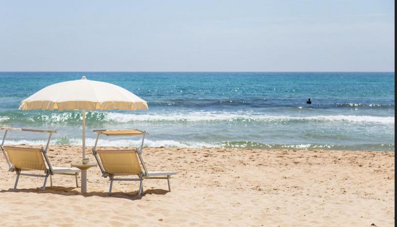 Relax nelle Spiagge di Cala-Marina in Sardegna