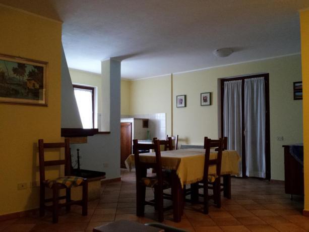 Appartamento con Soggiorno e Cucina-Bettona