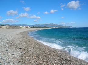 Marina di Cottone 15 km
