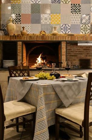 Ristorante cucina mediterranea a Caltagirone