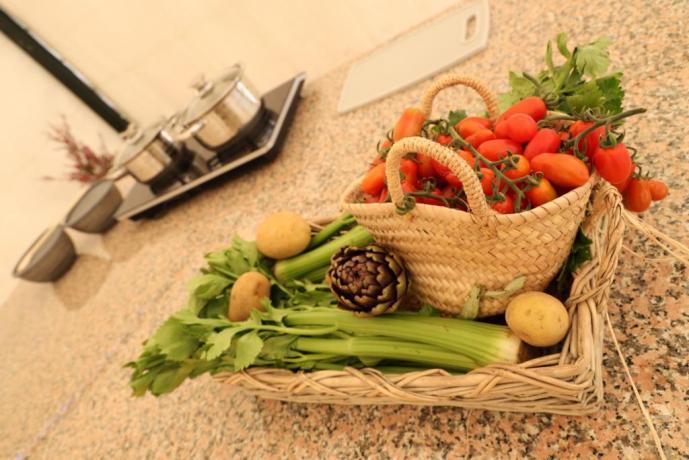 Cucina Bio con Prodotti Locali a Orbetello