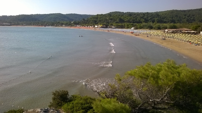 Albergo vicino Spiaggia Sfinalicchio e Parco del Gargano
