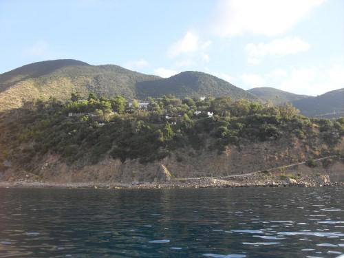 Costa del Cilento a Capo Palinuro