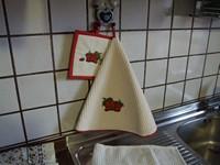 Articoli ed accessori ricamati per la cucina