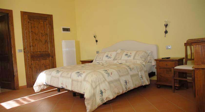 Camera in Albergo con Area Benessere sul Verghereto