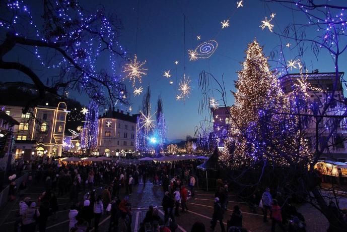 Offerta Viaggio di gruppo per Natale in Slovenia