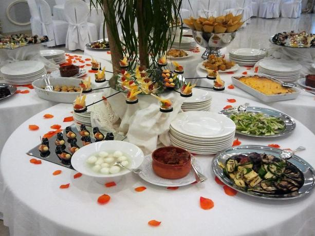 Resort con cucina piatti tipici Baresi