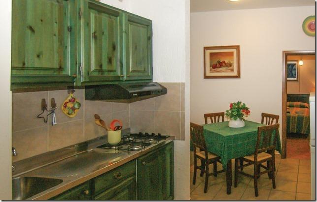 Residenza Podere appartamento-vacanza cucina attrezzata Magione