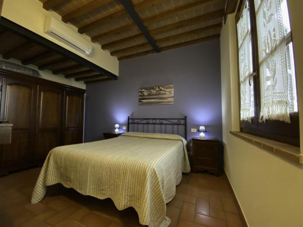 IsolaPolvese- CameraMatrimoniale appartamento adatto x famiglie 56mq