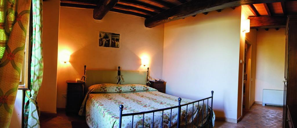 Ampie Camere in Relais con Spa Umbria