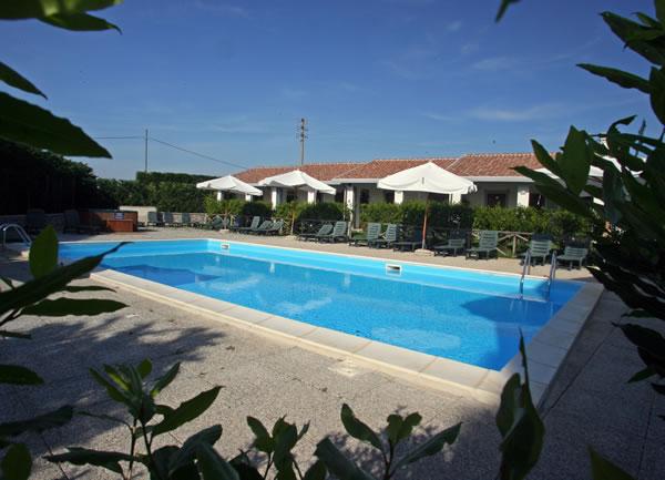 Residence a Grosseto con piscina